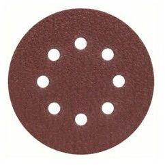 Šlifavimo diskas Bosch 2607019491, K40, 125 mm, 25 vnt.