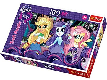 Puzle Trefl Equestria Girls On The Ball 15311, 160 gab.
