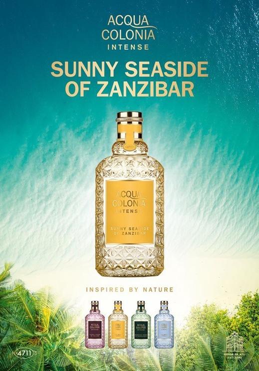 4711 Acqua Colonia Intense Sunny Seaside Of Zanzibar 170ml EDC Unisex