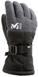 Millet Womens Gloves LD Mount Tod Dryedge Black/Gray L