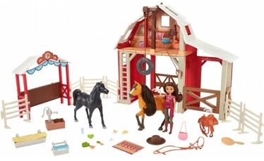 Игрушка Mattel Playset Spirit Untamed Lucky & Spirit Ultimate Barn HBT160