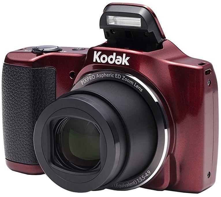 Kodak PixPro FZ201 Red