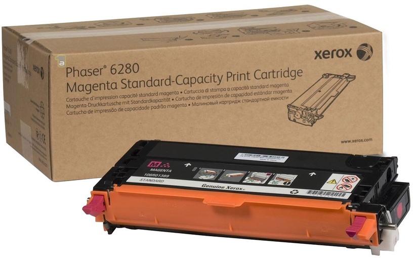 Lazerinio spausdintuvo kasetė Xerox 106R01401 MAGENTA 5.9K