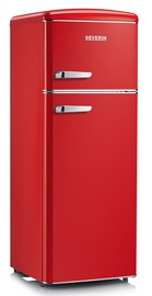 Severin Retro RKG 8930 Refrigerator Red