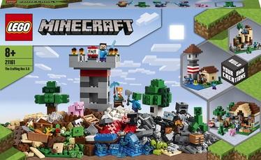 Конструктор LEGO Minecraft Набор для творчества 3.0 21161, 564 шт.