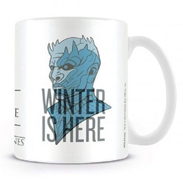 Licenced Game Of Thrones Mug Winter Is Here