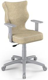 Детский стул Entelo Duo Size 5 VS26 Grey/Beige, 400x375x1000 мм
