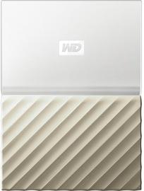 Western Digital 4TB My Passport Ultra USB 3.0 Gold WDBFKT0040BGD-WESN