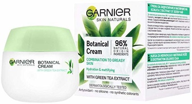 Sejas krēms Garnier Skin Naturals Botanical Cream With Green Tea, 50 ml