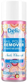 Delia Nail Polish Remover For Hybrid Nail Polish 100ml