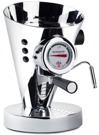 Bugatti Diva Espresso Coffee Machine 15-DIVACR Chrome