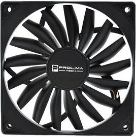 Prolimatech Ultra Sleek Vortex 12 Black