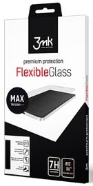 Защитное стекло 3MK FlexibleGlass Max Apple iPhone 12 Pro Max Black, 7h
