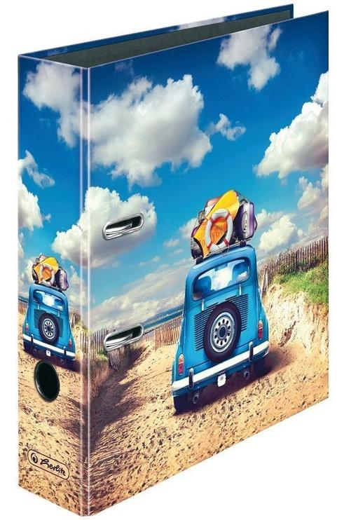 Herlitz Lever Arch File A4 Beach Car