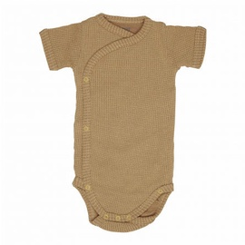 Lodger Romper Ciumbelle Body With Short Sleeves Honey 74cm