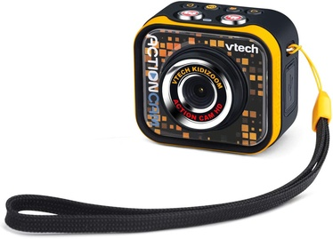 Seikluskaamera VTech Kidizoom HD Black/Yellow