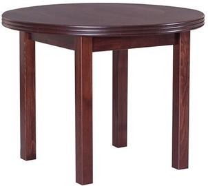 Drewmix Poli 1S Extendable Table 100/130cm Walnut