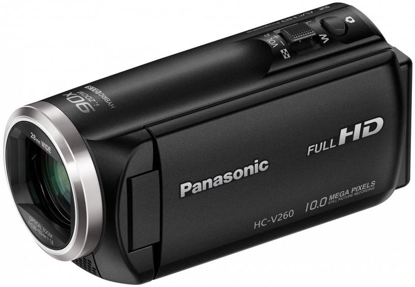 Panasonic HC-V260 Black