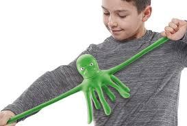 Žaislinė figūrėlė Character Toys Stretch Mini Octopus