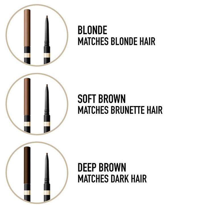 Карандаш для век Max Factor Brow Shaper Blonde