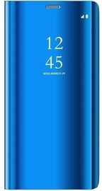 Hurtel Clear View Case For LG K61 Blue