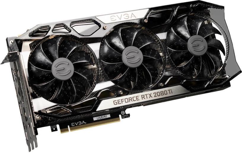 EVGA GeForce RTX 2080 Ti FTW3 Gaming 11GB GDDR6 PCIE 11G-P4-2483-KR