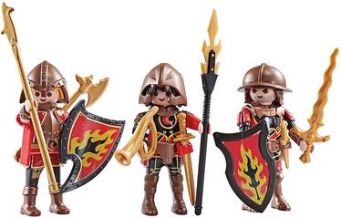 Mängukujuke Playmobil Set of 3 Burnham Raiders