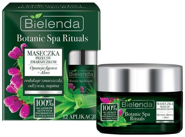 Bielenda Botanic Spa Rituals Indian Fig Opuntia + Aloe Anti Wrinkle Face Mask 50ml