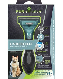 Furminator For Long Haired Cats Small