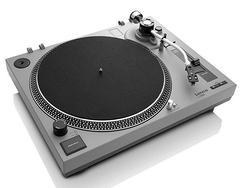 Lenco L-3808S Grey