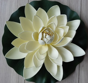 SN Decorative Flower Lily MF-013 White