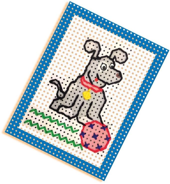 Siuvinėjimo rinkinys SES Creative I Learn To Embroider 14838