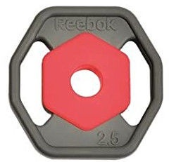 Reebok Studio Weight Plates 2x2.5kg