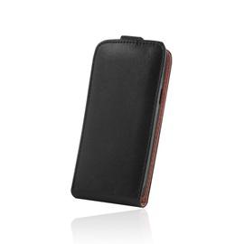 Forcell Flexi Slim Flip Vertical Case For Asus Zenfone 5 A500KL Black