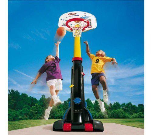 Little Tikes Easy Store Basketball Set 433910060