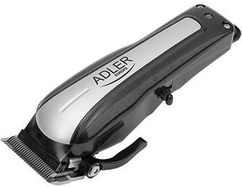 Adler Professional Pet Clipper Black/Grey 2828