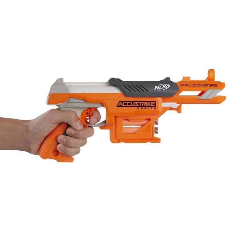 Rotaļlietu ierocis Hasbro Nerf N-Strike Elite AccuStrike Series FalconFire B9839
