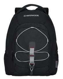 """Wenger Mars 16"""" Laptop Backpack Black"""