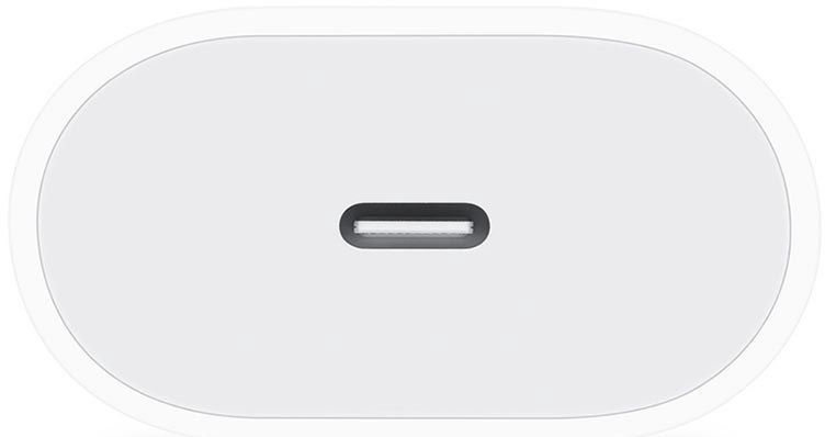Apple Original USB Type-C Plug Travel Charger White