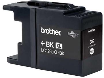 Rašalinio spausdintuvo kasetė Brother LC1280XLBK Black