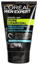L´Oreal Paris Men Expert Pure Charcoal Anti Blackhead Scrub 100ml