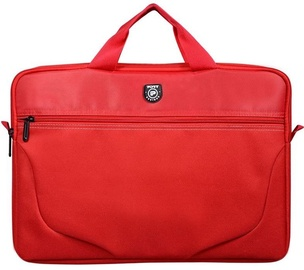 Port Designs Notebook Case + Mouse 15.6'' Red