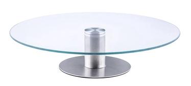 Tortinė su kojele, Ø 30 cm, stiklinė