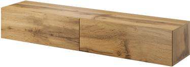 TV staliukas Cama Meble Vigo 180 Wotan Oak, 1800x300x400 mm