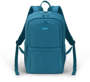 "Dicota Eco Backpack Scale 13 - 15.6"" Blue"