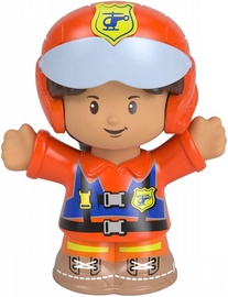 Fisher Price Little People Figure Pilot Louis FGX52