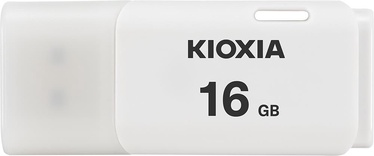 Kioxia U202 TransMemory USB Flash Drive USB Type-A 2.0 16GB White