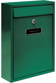 Vorel 78558 Mailbox 230x320x70mm Green