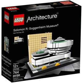 LEGO Architecture Solomon R. Guggenheim Museum 21035