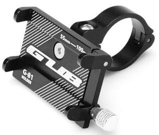 Automašīnu turētāji GUB Universal Metal Bike Holder Black 55-110mm